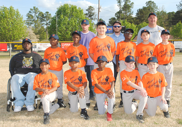Photo Gallery: Dixie Youth Baseball Teams – The Dillon Herald