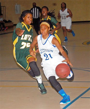 Lady Vikings Open Region Play with Win Over Lake View – The