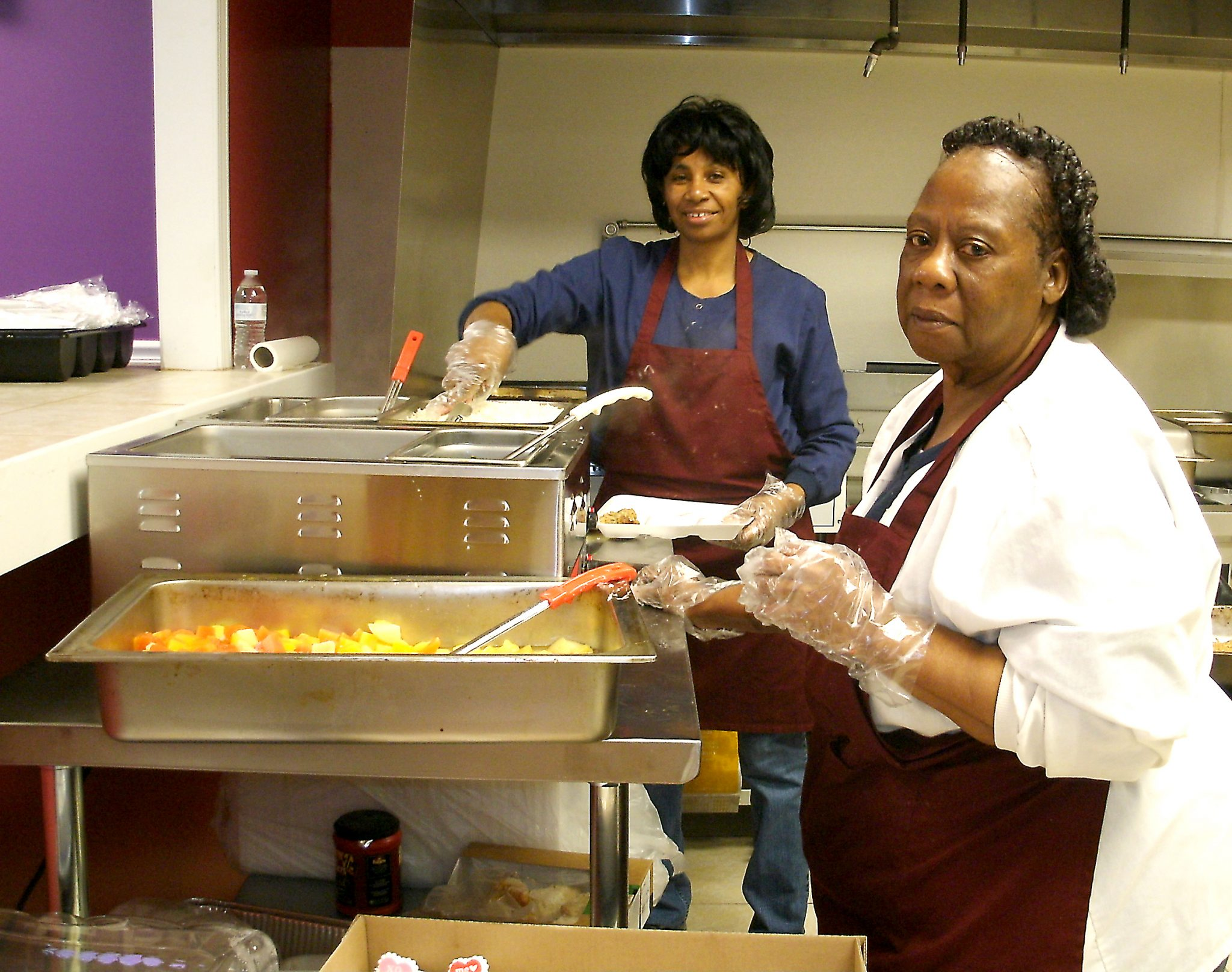 Soup Kitchen Soup Kitchen Providing Free Nutritious Meals To Hungry The
