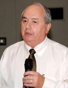 Dan Bozard, NETC Board Chairman (File Photo)