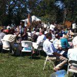 The community prayer service