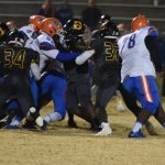#4 for Hanahan carries.