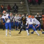 #6 for Hanahan passes complete to #12.