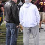 Craig Brown and Steve Johnson
