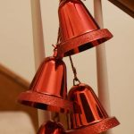 Bells on the staircase