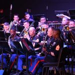 Parris Island Marine Band performance