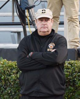 Coach Jackie Hayes
