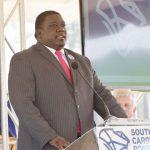Dillon County Council Chairman Archie Scott