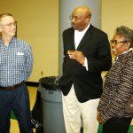 Danny Holder, Moses Heyward, and Martha Heyward