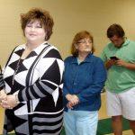 Teresa Campbell and Loretta Taylor
