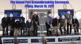 The Inland Port Groundbreaking Ceremony