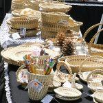 Charleston baskets by Ann Ward