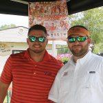 T.J. Bourgoin and Zane Bryant of Farm Bureau