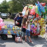 Inflatable Vendor