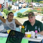 Allie McDaniel and Robbie McDaniel, Latta Rescue Squad