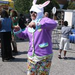 Dan E. Lockemy, the dancing bunny