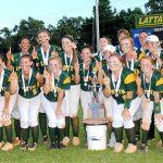 The Latta Vikings State Championship Team