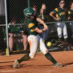 #2 for Latta, Madison Owens, hopper to shortstop. Out. After four innings, Latta-1, Buford-1.