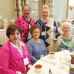 Some of the Yellow Jessamine Garden Club members