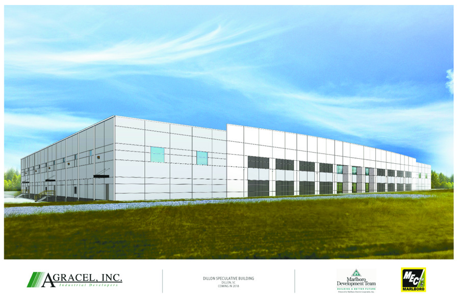 New Industrial Spec Building Coming To Dillon County – The ...