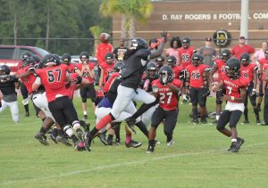 High School Football Games