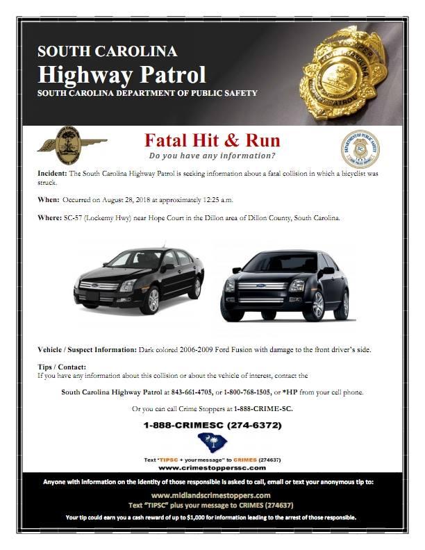 highway patrol seeking information on death  u2013 the dillon