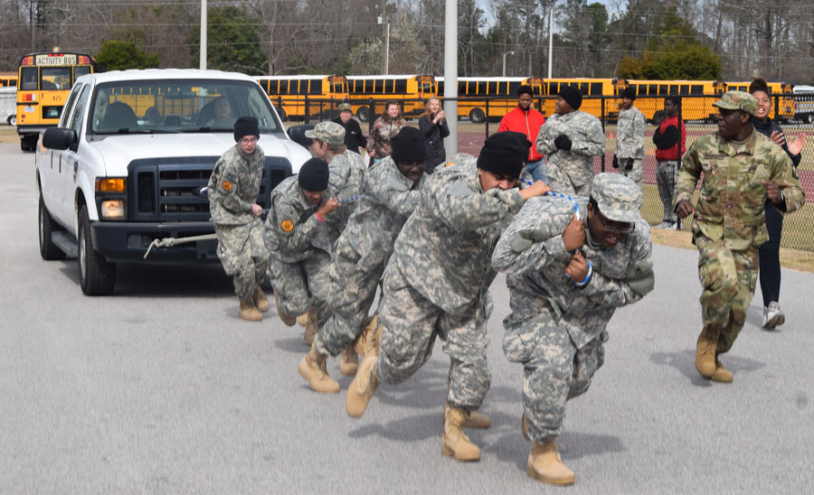 DHS JROTC Hosts Raider Challenge Competition – The Dillon Herald