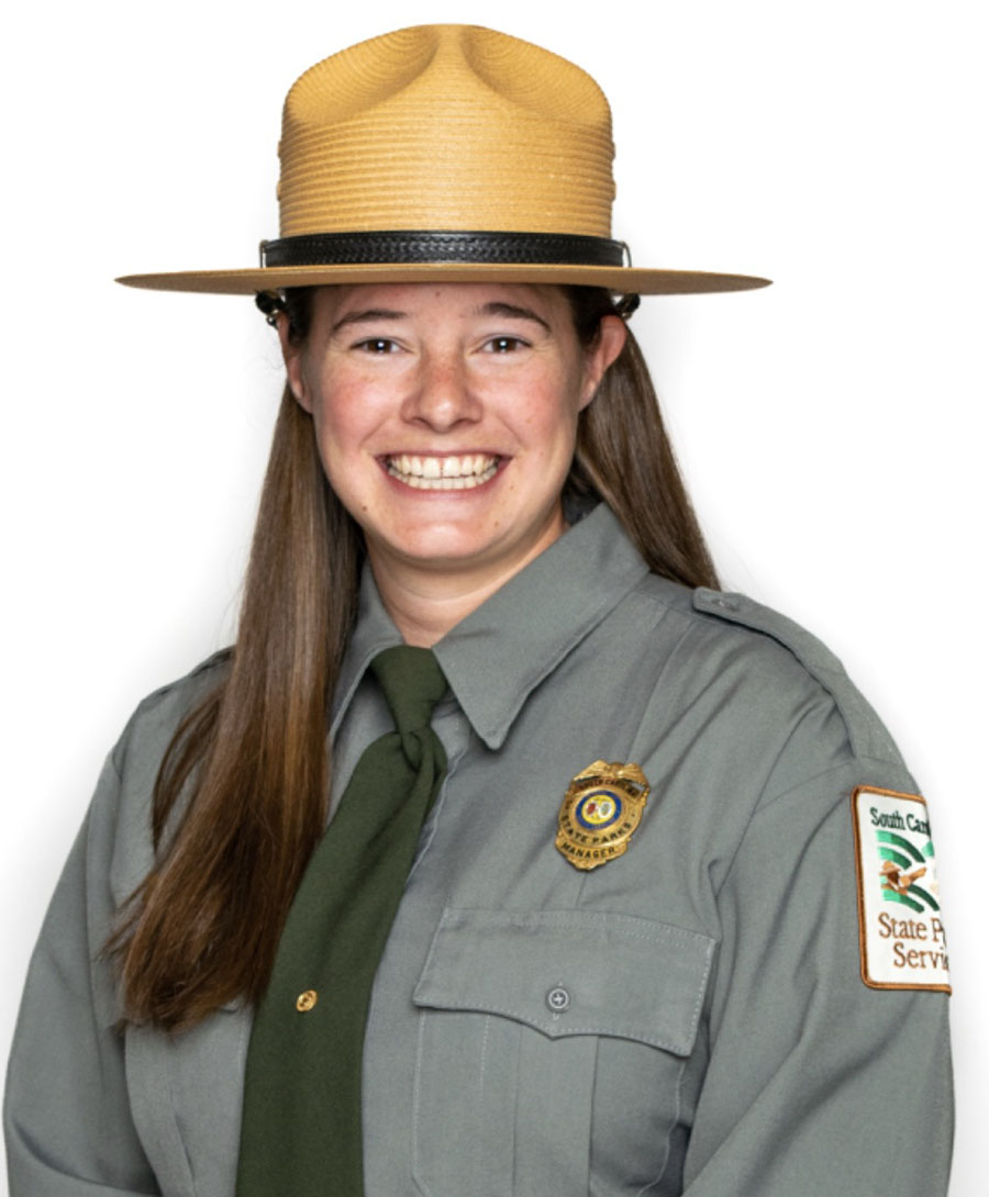 Little Pee Dee State Park Manager Wants To 'Make Her Mark' On Park